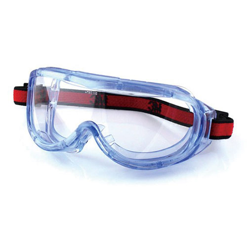 3M 1623AF Anti-Fog Chemical Splash Goggles