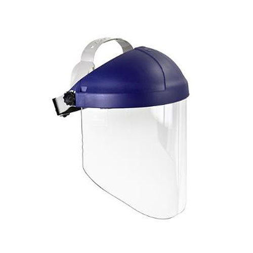 FACESHIELD-3M AO Tuffmaster WP96 Clear Polycarbonate