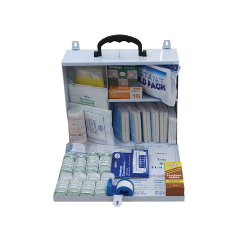 First Aid DOSH Box A