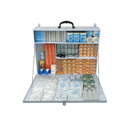 First Aid DOSH Box C