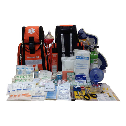 Trauma Pack ALS Set