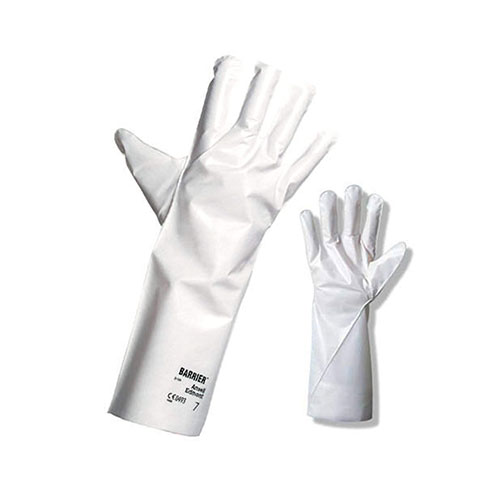 Chemical Resistant Ansell Barrier Glove