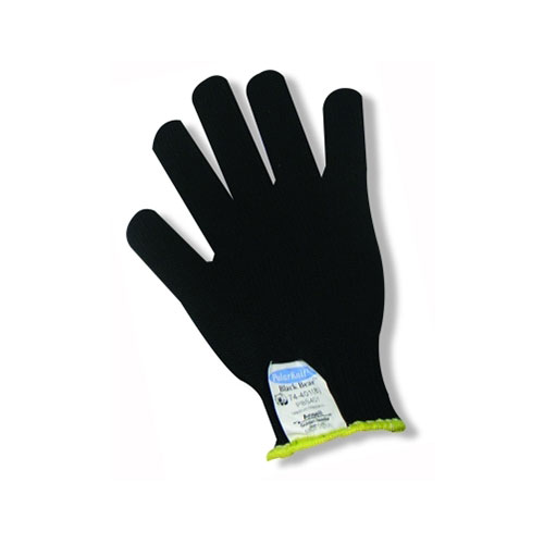 Cut Resistant Ansell Black Bear Supreme Glove