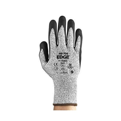 Cut Resistant Ansell EDGE Polyurethane Coated Gloves