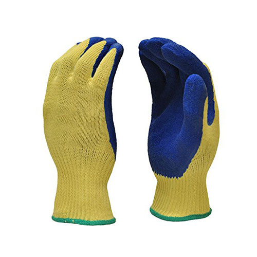 Cut Resistant Kevlar with Latex Glove