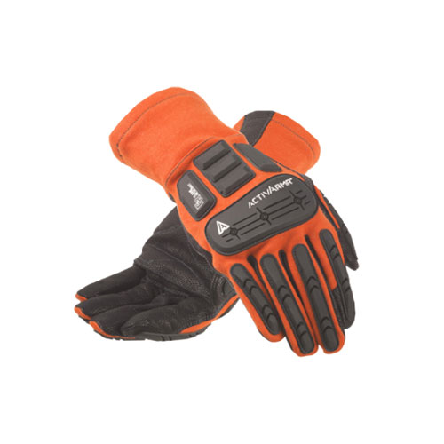 Impact Resistant Ansell ActivArmr Flame Resistant & Impact Protection Glove