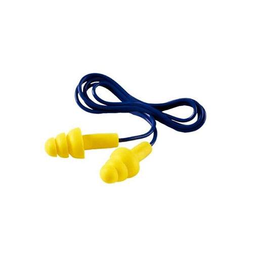 3M EAR Ultrafit Reusable Corded Ear Plug