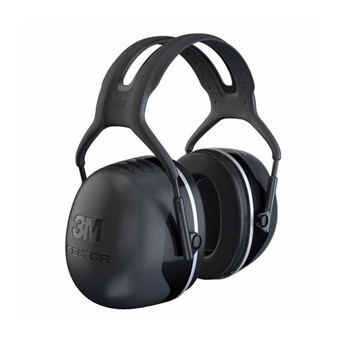 3M Peltor X5A Black Hearing Protection
