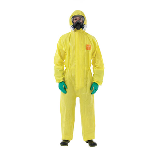 Coverall Ansell Microchem 3000
