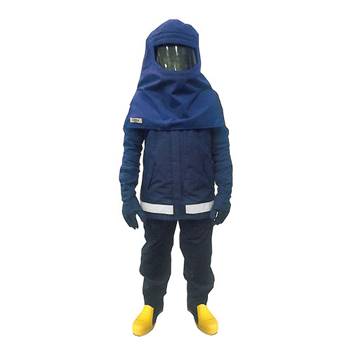 Coverall Arc Flash Protection