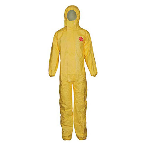 Coverall Dupont Tychem C Barrierman