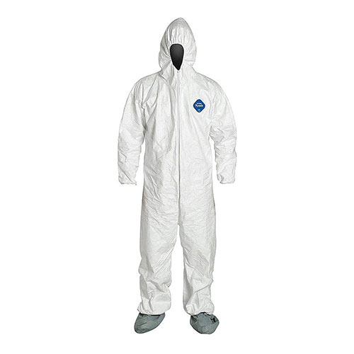 Coverall Dupont Tyvek Barrierman