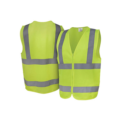 Safety Vest- Zip