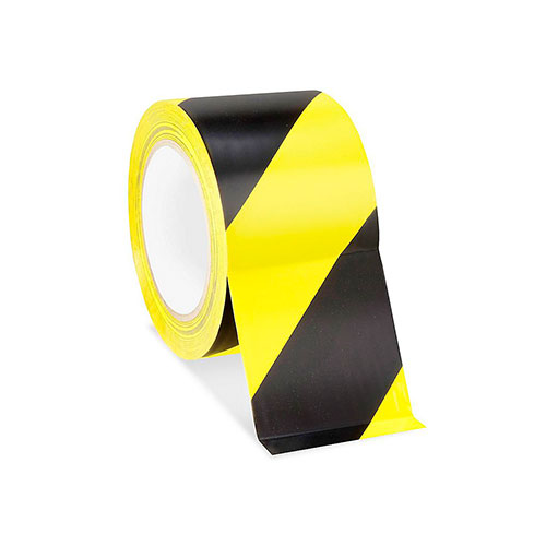 Floor Tape Yellow & Black